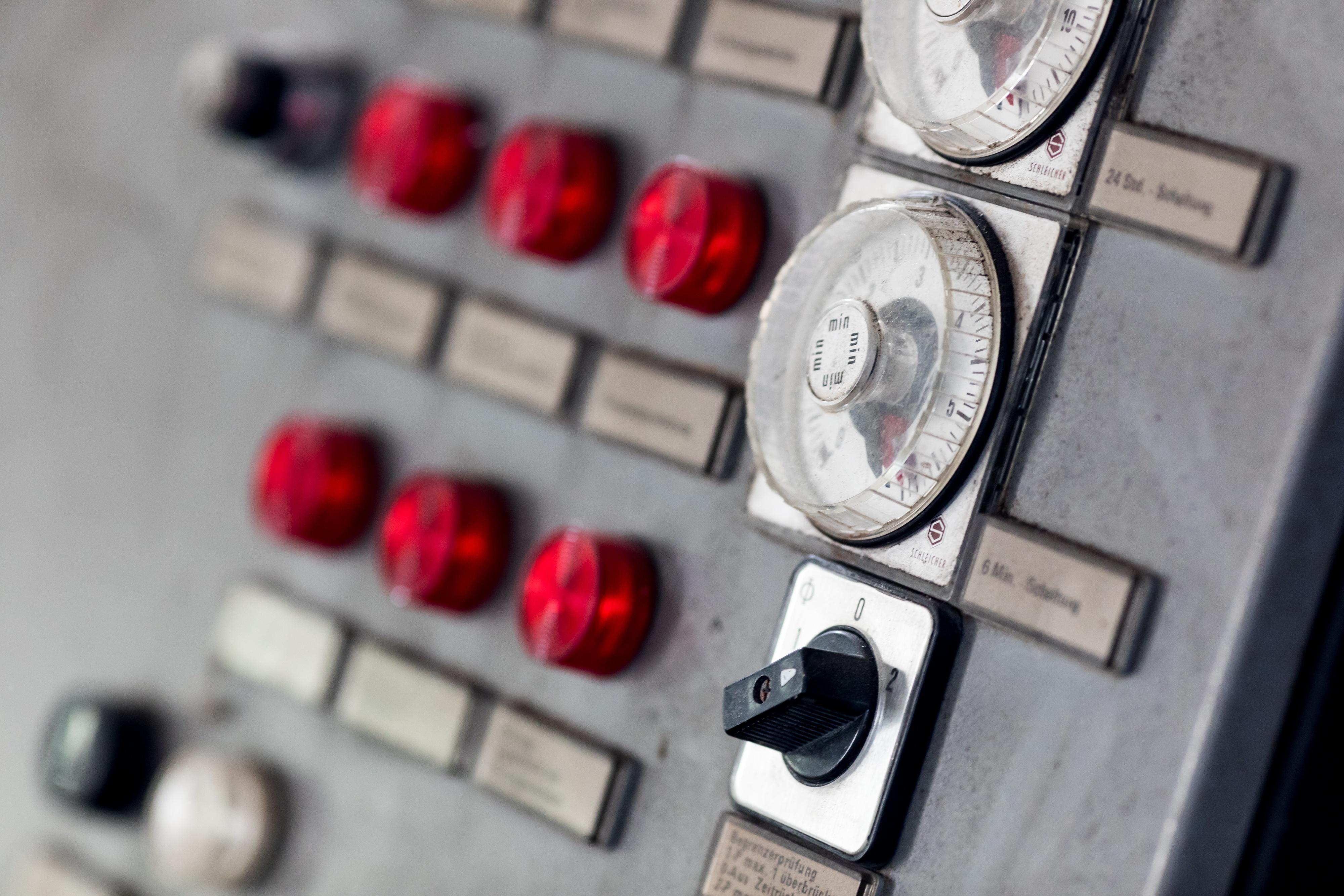 Control panel automation