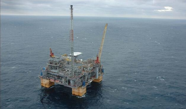 Figure 1: OCS Facility in the Gulf of Mexico - https://www.flickr.com/photos/usgao/6304012128/