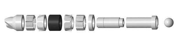 frac plug design