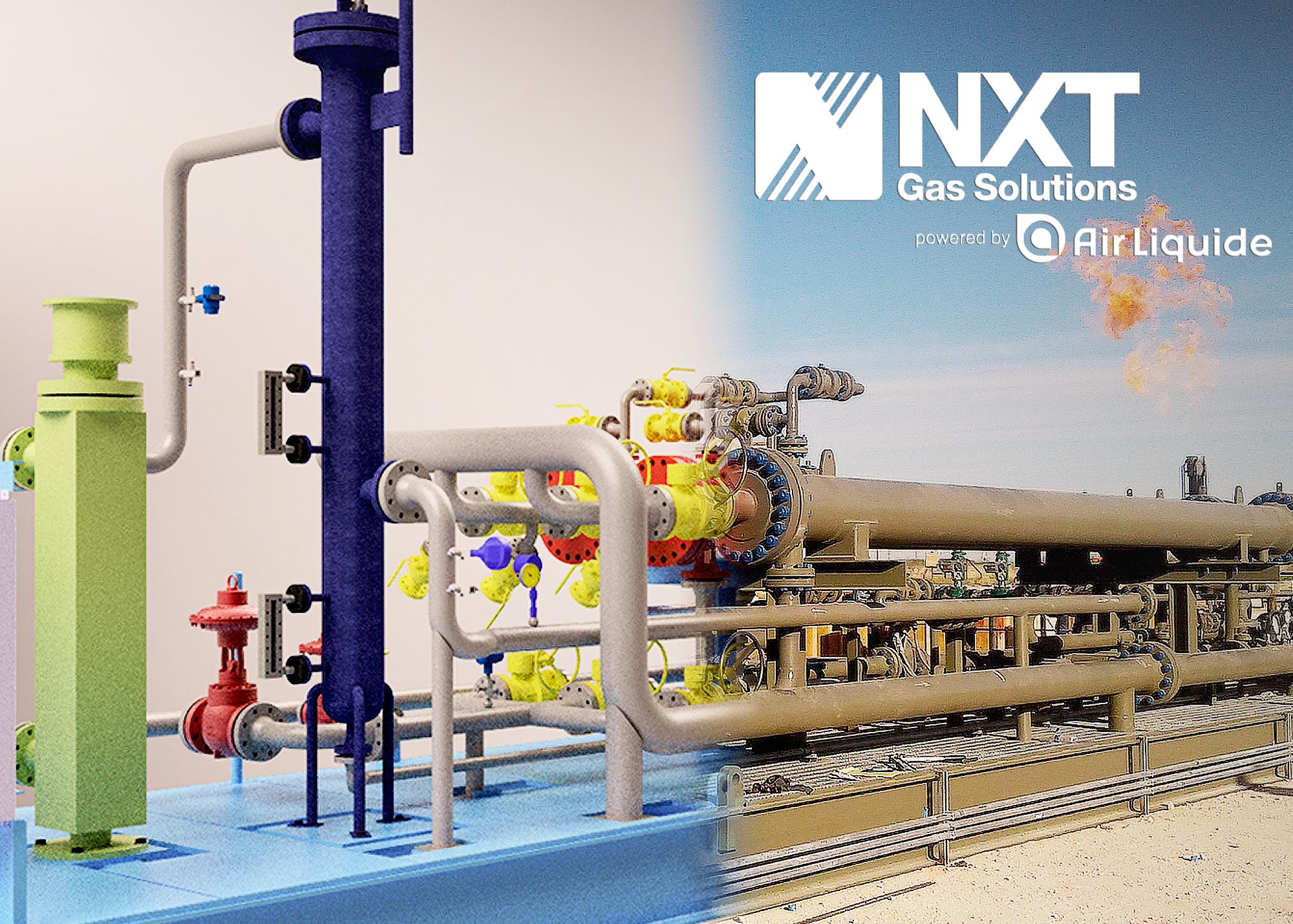 StoneWall NXT Air Liquide Membrane