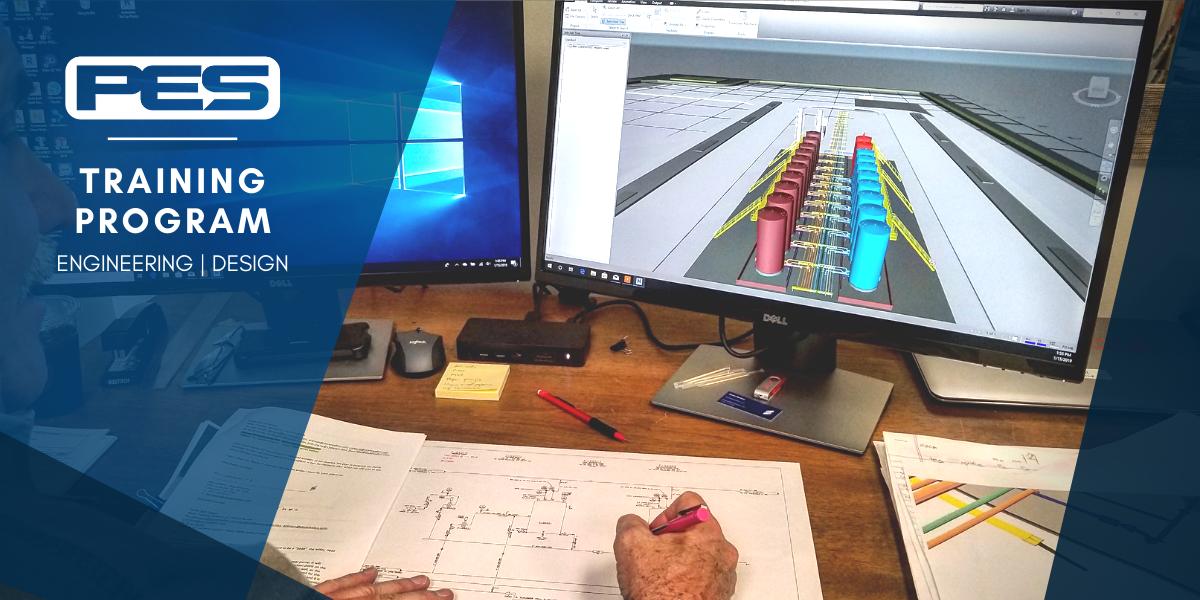 PES Training Program - Engineering and Design