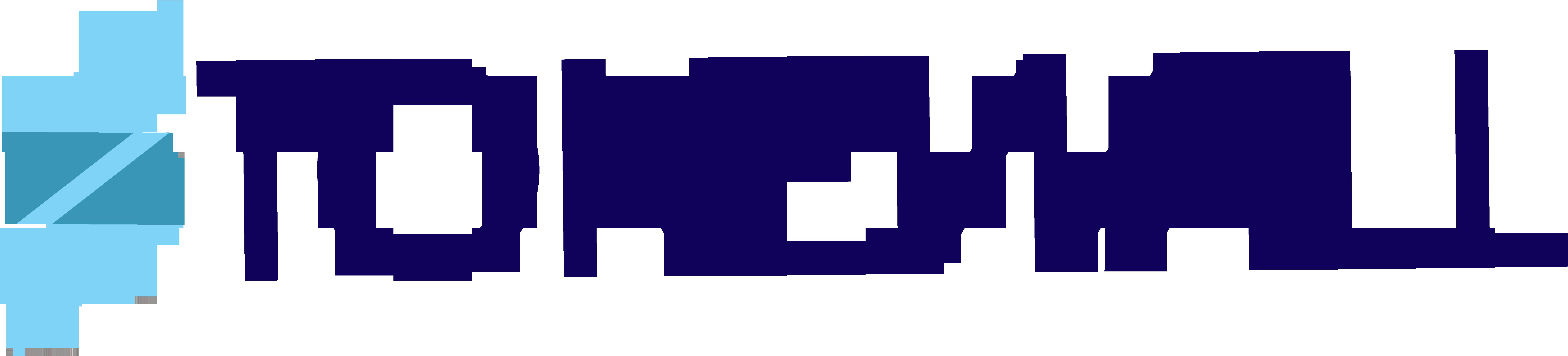 StoneWall Logo - Blue