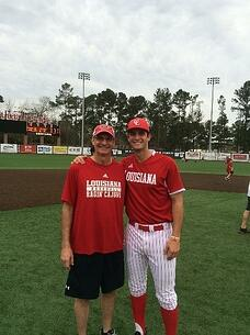 Ragin Cajun Baseball